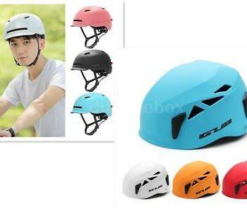 Super-Lightweight-Bike-Helmet-Cycling-Safety-Helmet-Adult-Kid-Helmet-Black-E8F4-0